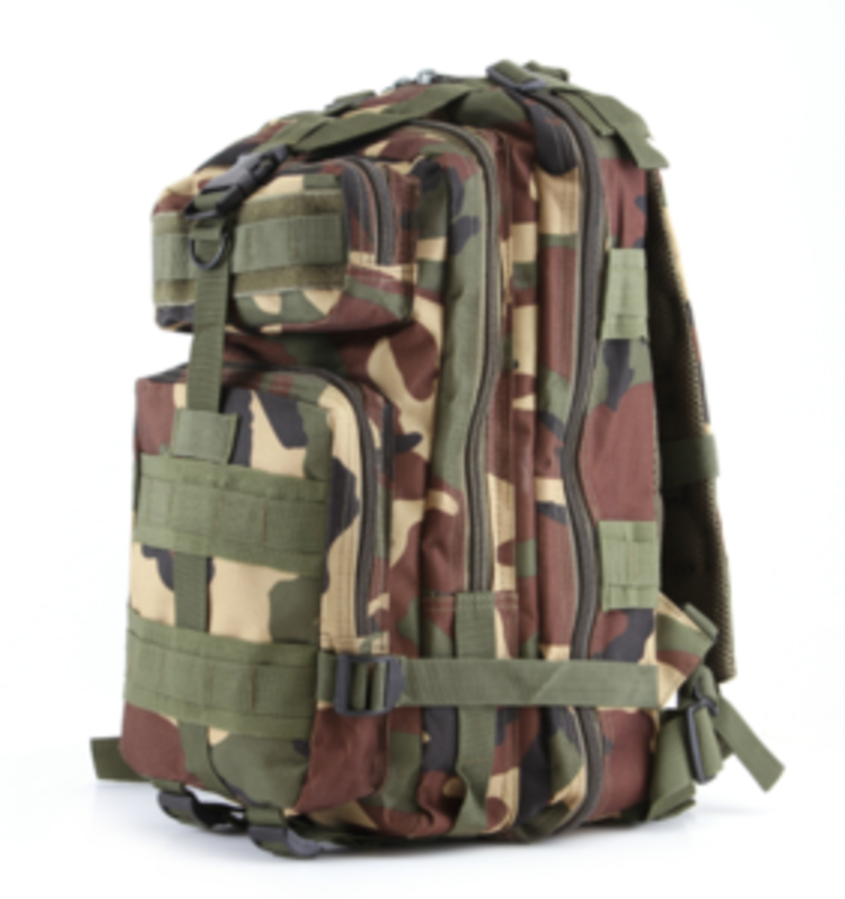 Camo Backpack Kids