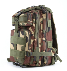Medium Camo Backpack